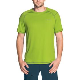 VAUDE Hallett t-shirt Heren groen